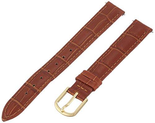 - Voguestrap TX45313HN Allstrap 13mm Honey Regular-Length Tile Crocodile Calf Watchband