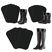 Hangnuo 6 Pairs Boot Shaper Form Inserts, 3 Sizes Boot Supports Keep Your Boots Straight