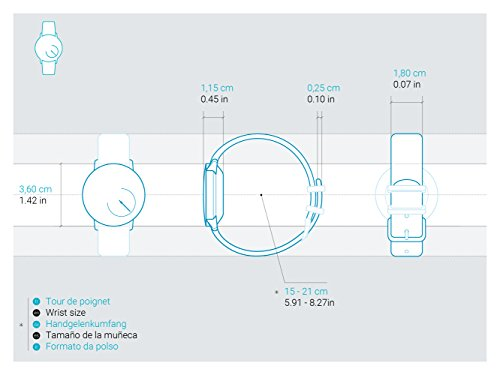 Withings Actività Steel - Activity and Sleep Tracking Watch by Withings (Image #7)