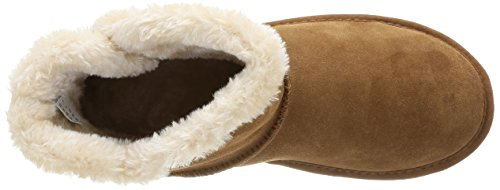 Skechers Shelbys - Ottawa, Women's Ankle Boots Brown (Chestnut)
