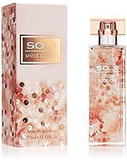 So.? Sheer Illusion Eau de Parfum 30ml 38034
