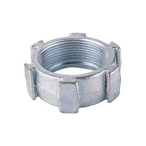 2.5 ID Ductile Iron 2-1//2 2.5 ID Campbell Fittings RGN-10 Ground Joint Low Profile Nut 2-1//2