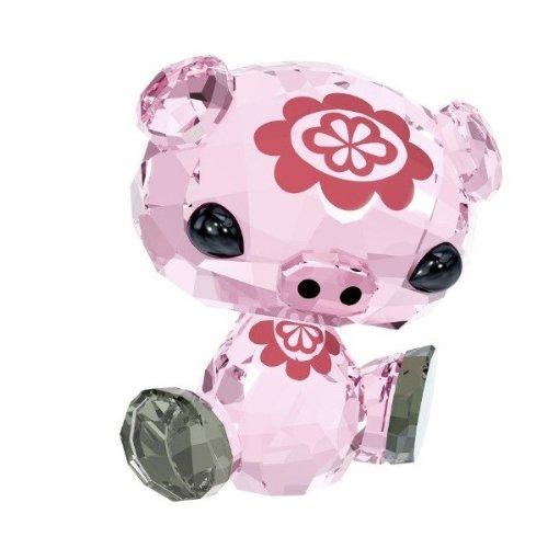 Swarovski 5004488 Zodiac Bu Bu The Pig Figurine