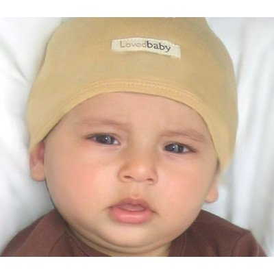 Cute Cap Size: 12 - 24 Months, Color: Show & Tell Caramel by L'ovedbaby