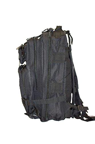 G8DS® Commando Rucksack 30l Schwarz Tool Bag Tragetasche Tasche 2392