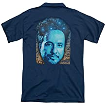 A&E Designs Ancient Aliens Shirt Giorgio Tsoukalos Polo Shirt