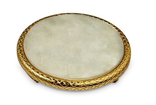 Julia Knight 8270300 Florentine Gold Cheese Tray One Size