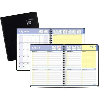 AAG761105 - At-a-Glance QuickNotes Recycled Academic Weekly/Monthly Planner
