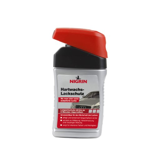 Nigrin 72942 Hartwachs- Lackschutz 300 ml