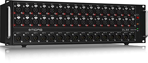 Midas DL32 32-Input Digital Stage Box