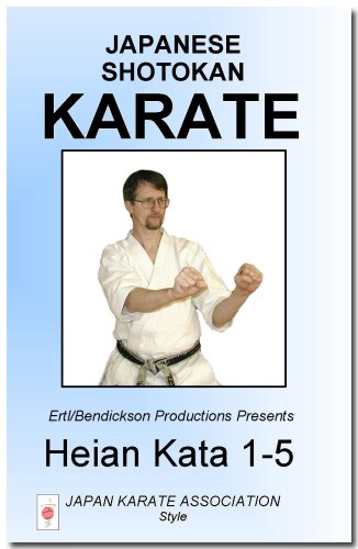 Japanese Shotokan Karate: Heian Kata 1-5