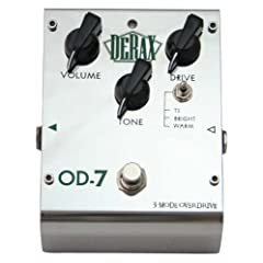 DERAX OD-7 3-Mode Overdrive