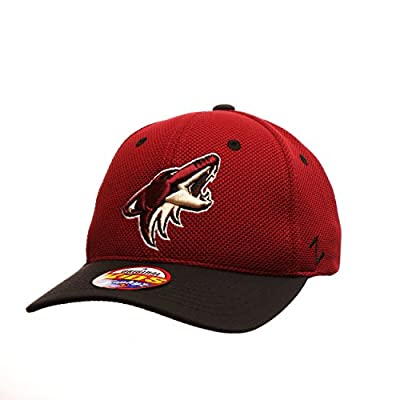 Zephyr YOUTH NHL Tyke Adjustable Snapback Cap - 2-Tone Kids Size Adjustable Baseball Hat from Zephyr