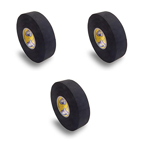 Howies Hockey Stick Tape Premium Cloth Black 1
