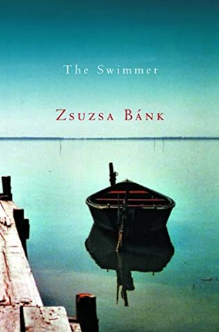 book cover of The Swimmer