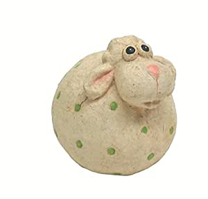 Amazon.com: Craft Outlet 5.5 by 5-Inch Papier Mache Sheep