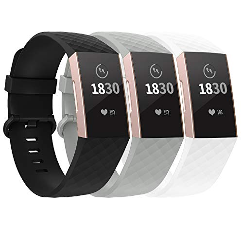 3 Mallas Para Fitbit Charge 3