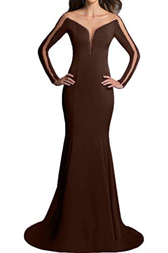 TOSKANA BRAUT - Vestido - para mujer marrón