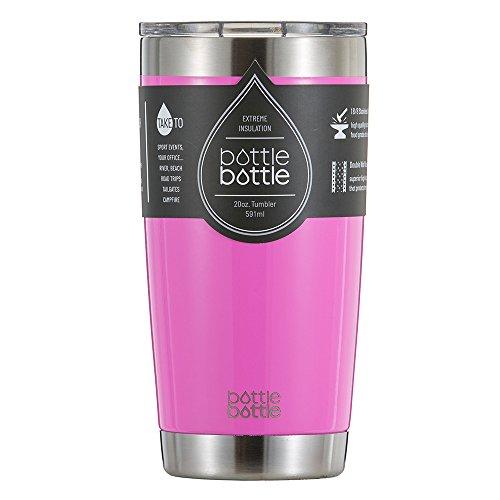 thermal mug pink - 9