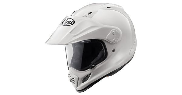 Amazon.com: Arai xd4 Blanco Dual Sport Casco – X-Small, M ...