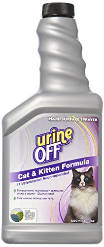 Urine Off Sprayer For Cats  16 9 Ounce