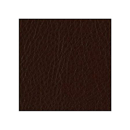 Champion Cinnabar Faux Leather Fabric Calf Dark Red 1 yard
