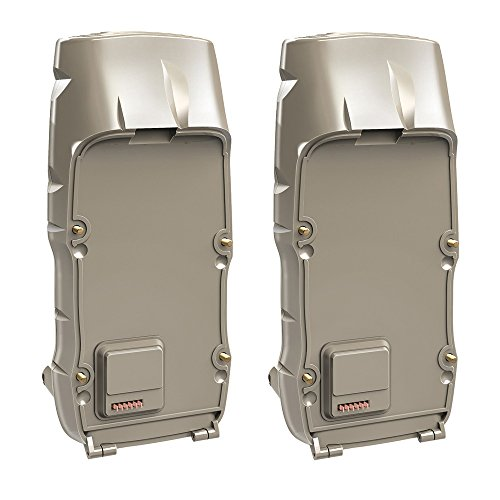 Cuddeback 3495 D-Battery Packs (2) for CuddeLink J-1415 & J-1422 Trail Cameras: Doubles Their Battery Life