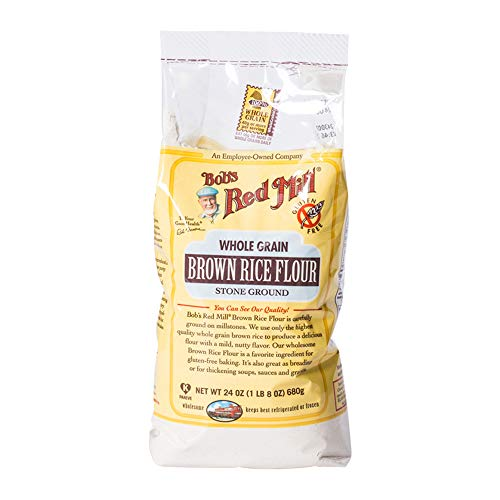 Bob's Red Mill, Brown Rice Flour, 24 oz