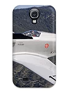 Cute Appearance Cover/tpu LsswhYt2874FwjEC Aircraft Case For Galaxy S4