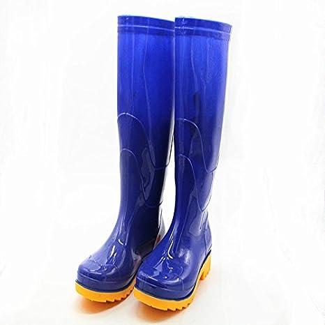Stivale di pioggia di pioggia stivali degli uomini scarpe di