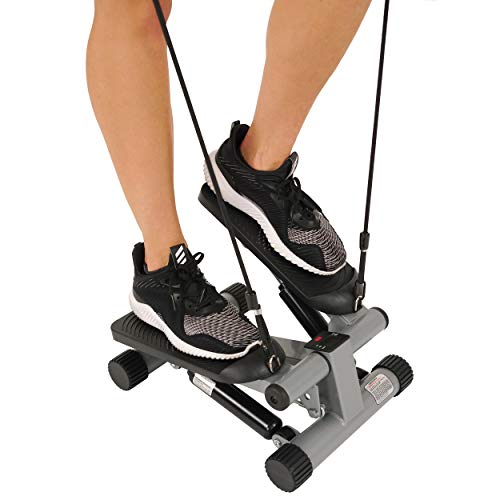 Sunny Health & Fitness Mini Stepper with Resistance Bands by Sunny Health & Fitness (Image #10)