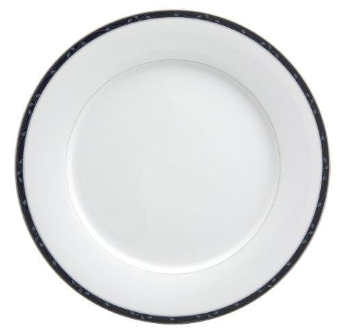 Nikko Perennial Indigo Fine China Dinner Plate