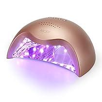 Abody 26/42W LED UV Lampen Nagel Trockner Professionelle Fingernagel und Zehennagel?Geltrocknen Maschine 100-240V EU Stecker