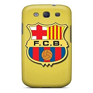 Samsung Galaxy S3 YLV3085rQCZ Support Personal Customs High Resolution Fc Barcelona Skin Protector Hard Phone Covers -JasonPelletier
