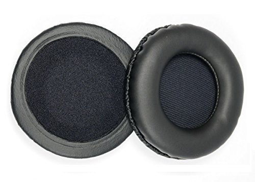 Ear Pads Replacement Earpads for Skullcandy Hesh 2 / HESH Bluetooth Wireless with Mic Headphones Ear Pad / Ear Cushion / Ear Cups / Ear Cover (Headphones Pads)