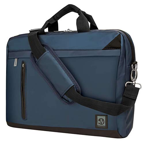 15.6 Inch Office Briefcase Laptop Bag Fit HP OMEN 15t, 15 dc0052nr, Pavilion 15t, 15z, 15 cw0088nr, 15 cs0041nr, ProBook 450 G6, 650 G4, 455 G5, 450 G5, Spectre x360 15t, 15 ch011nr, 15 df0068nr (Hp Photosmart 1115 Printer Driver Windows 7)