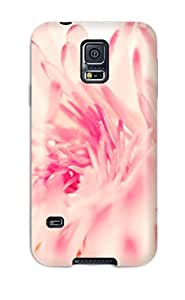 Premium Galaxy S5 Case - Protective Skin - High Quality For Spring Daisy Flower