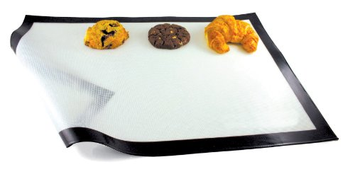 Paderno World Cuisine 24 1/2 Inch by 16 3/8 Inch Non-stick Silicone Baking - World Stick Cuisine Non Cookie Sheet