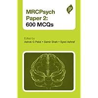 Mrcpsych Paper 2:600 Mcqs