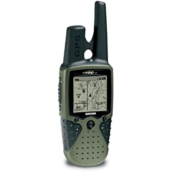 20da97eaf8 Amazon.com  Garmin Rino 120 2-Mile 22-Channel FRS GMRS Two-Way Radio ...