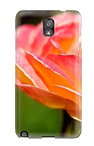 Awesome Flower Earth Nature Flower Flip Case With Fashion Design For Galaxy Note 3