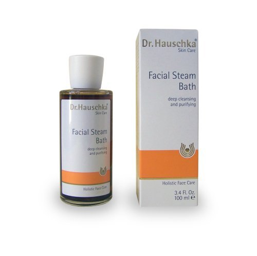 - Dr. Hauschka Facial Steam Bath, 3.4-Ounce Box by Dr. Hauschka