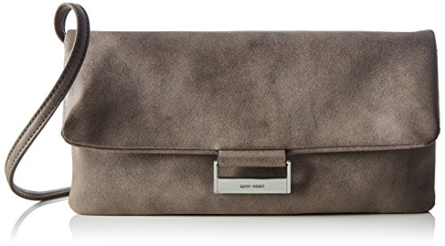 GERRY WEBER Be Different Clutch - Cartera de mano Mujer Marrón - Braun (mauve 305)