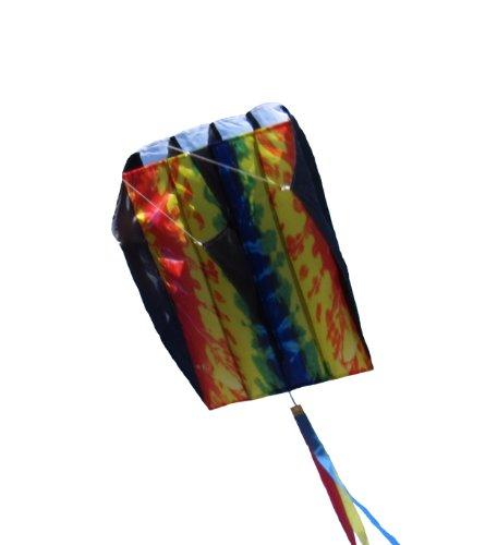 In the Breeze Tie Dye Pouch Parafoil Kite