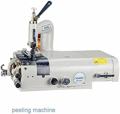 MABELSTAR TK-801 - Máquina de coser de piel para raspar los bordes ...