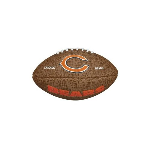 WILSON chicago bears NFL mini american football