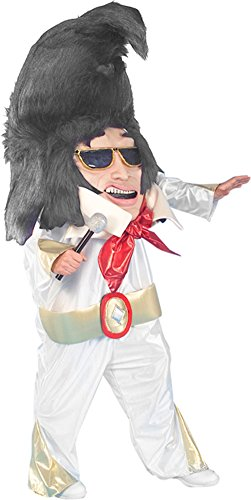 BOS Adult Over Sized Elvis Costume Size: Adult Standard Size