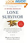 #4: Lone Survivor: The Eyewitness Account of Operation Redwing and the Lost Heroes of SEAL Team 10