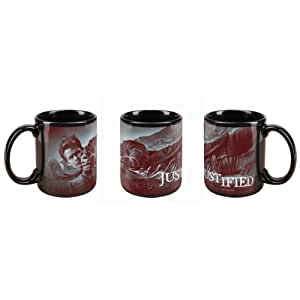Justified Raylan Won't Hold Back Mug