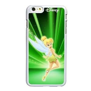 Campanilla de Peter Pan N2M32T8OB funda iPhone 6 6S más la caja de 5,5 pufunda LGadas funda G25F88 blanco